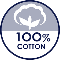 100% cotton GEAR