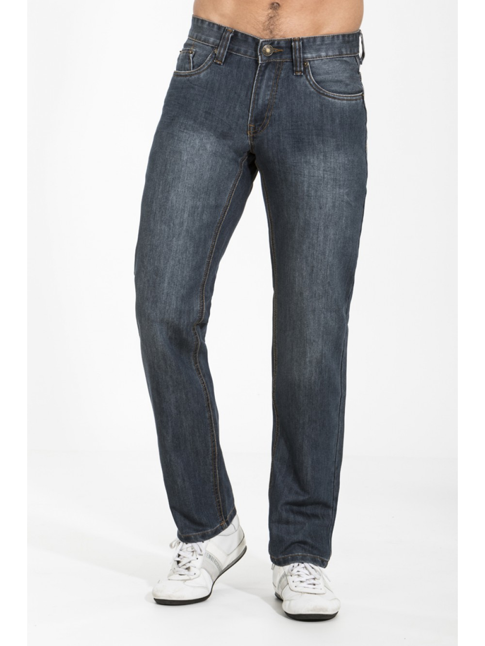Denim Jeans JSM256 slim fit G589 blue