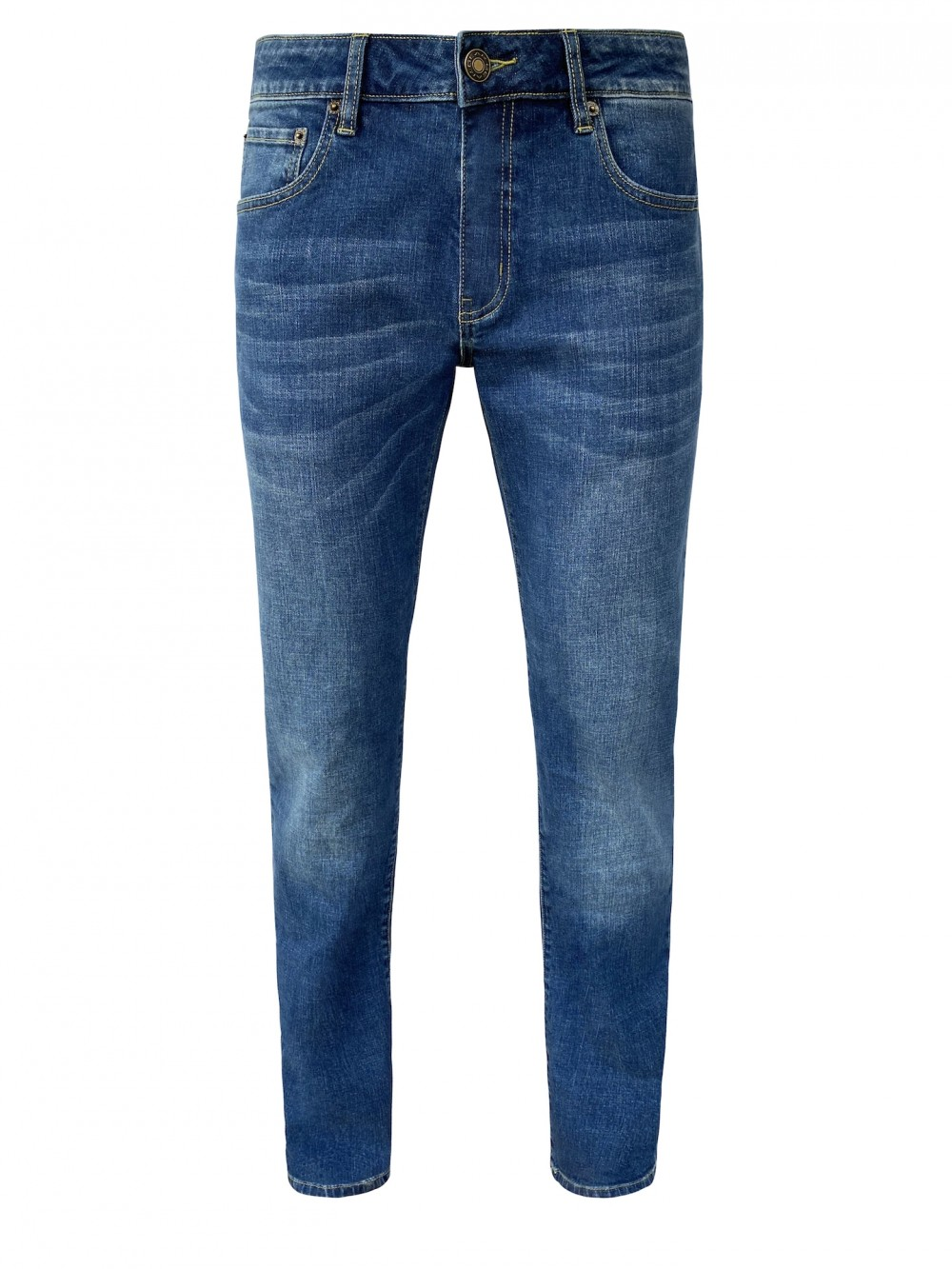 Mens Jeans JSM314 G589 slim fit - Blue