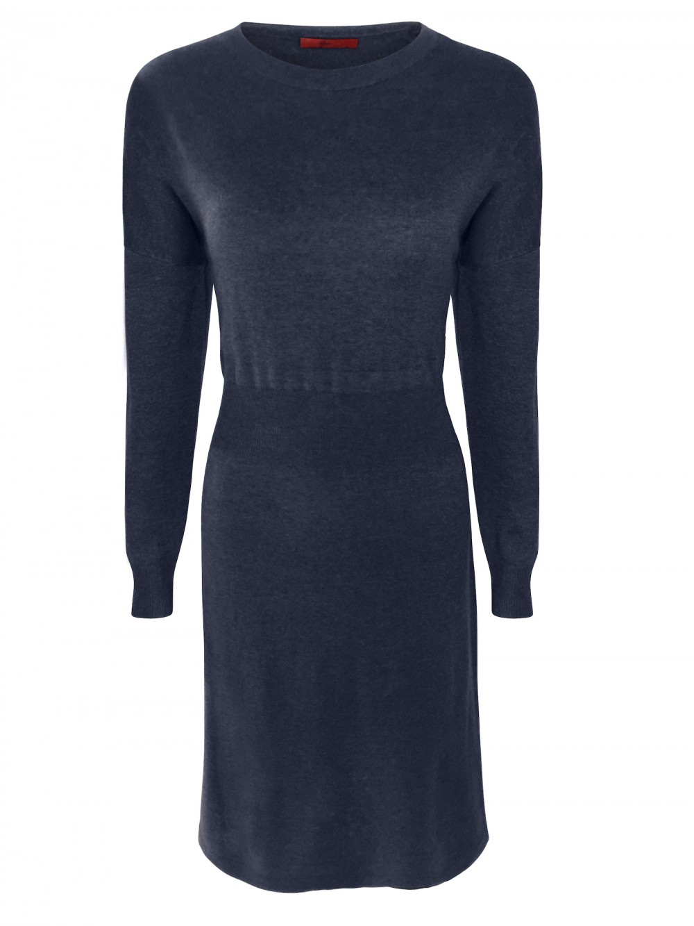Womens Sweater Dress COCO Blue (S/M)