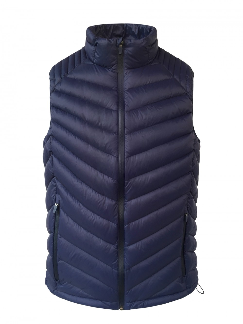 Mens Down Vest SENZA  navy