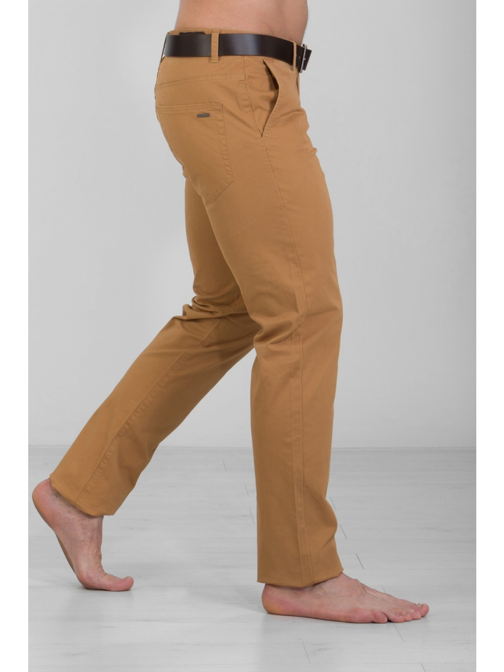 Mens Pants twill JSM248 l  - Camel