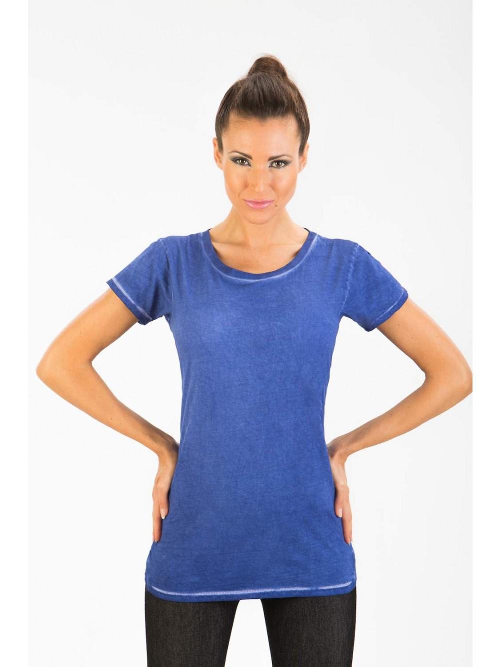 Womens Tshirt TONI - turquoise