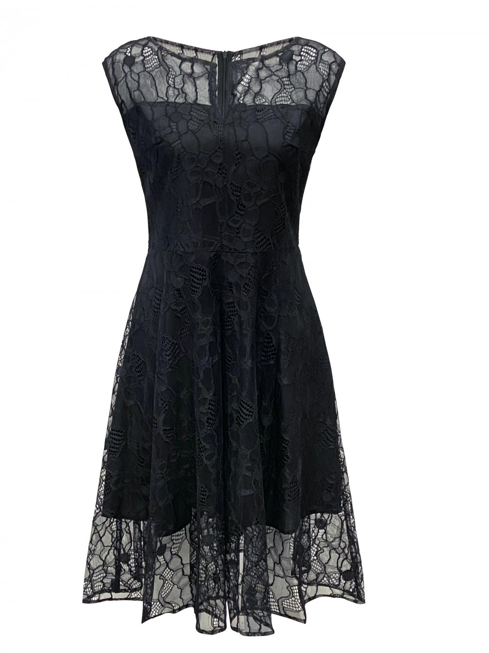 Lace dress MIRA black