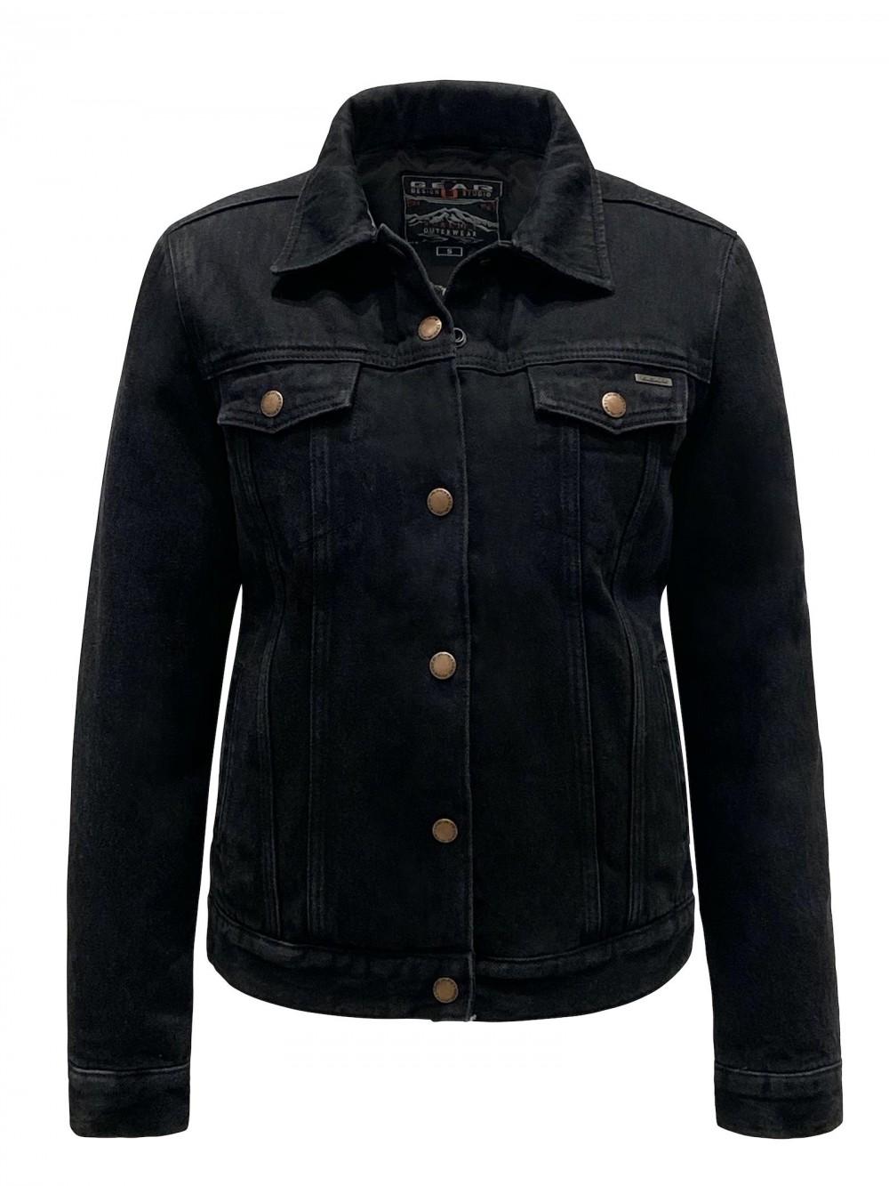 Down Jacket ALIGO black