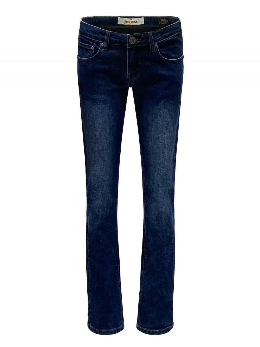 Jeans JSM322 stretch straight fit dr.blue