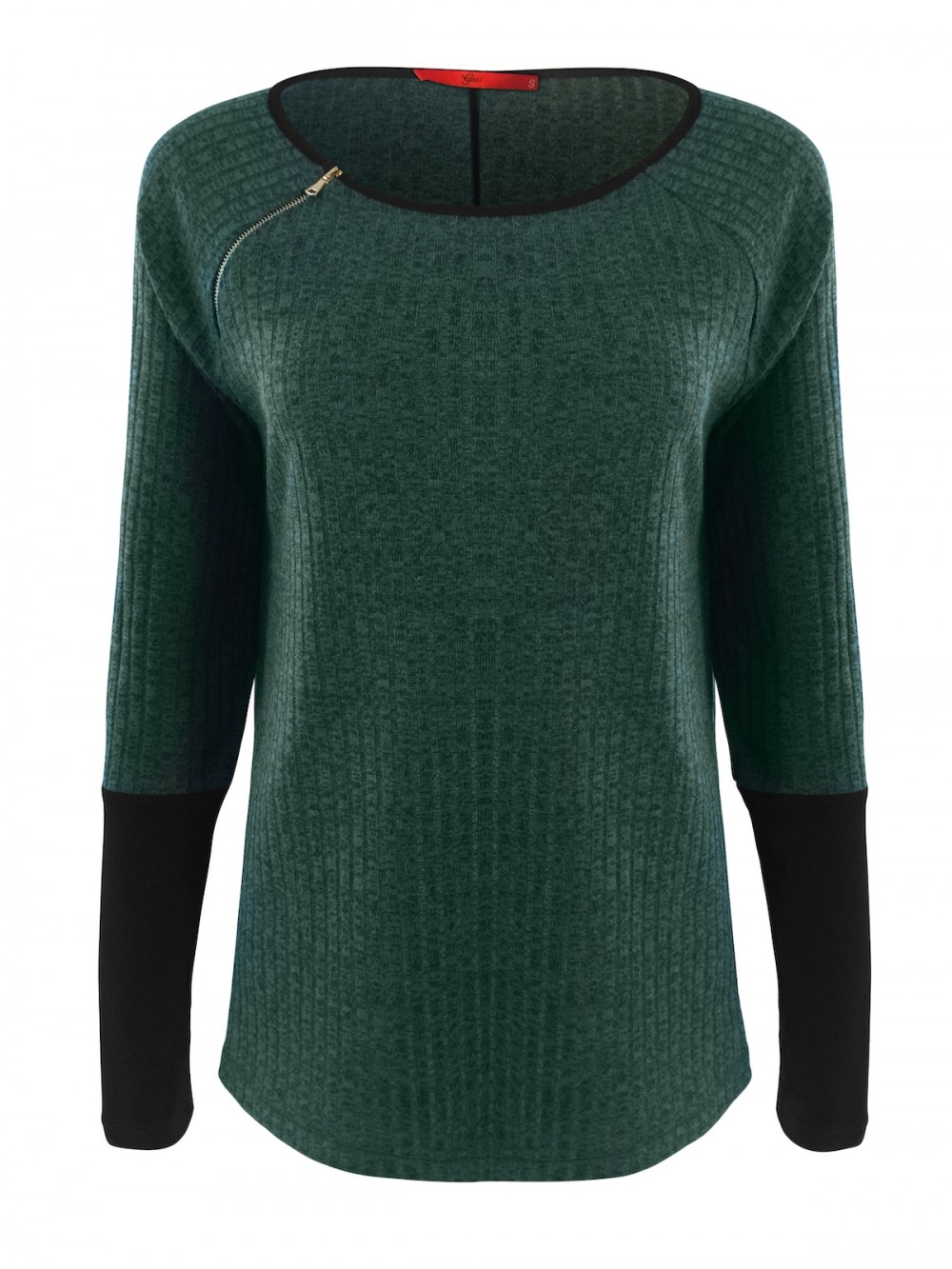 Womens Top BIA Green