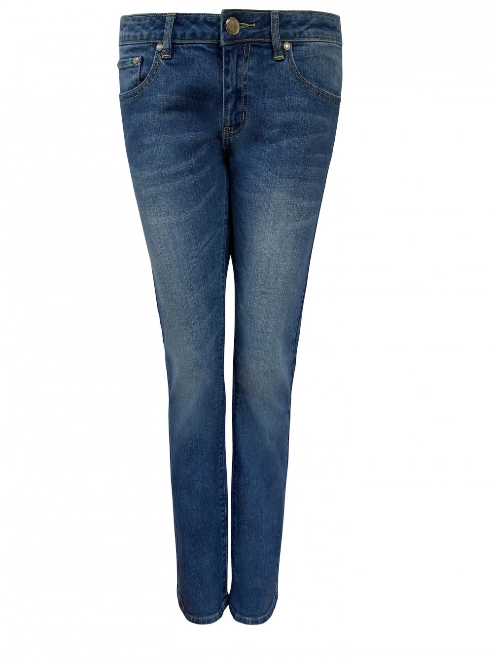 Womens Slim fit Jeans JSM317 G081 blue